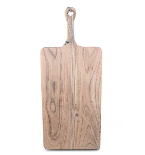 Stuff - Board L Elegance ca. 25x60cm Acaci