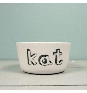Liebe - Lille skål, Kat