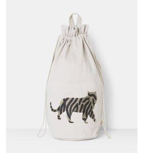 ferm LIVING Kids - Safari opbevaringspose, Tiger