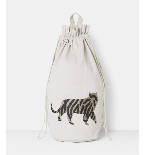 ferm LIVING Kids - Safari opbevaringspose, Tiger