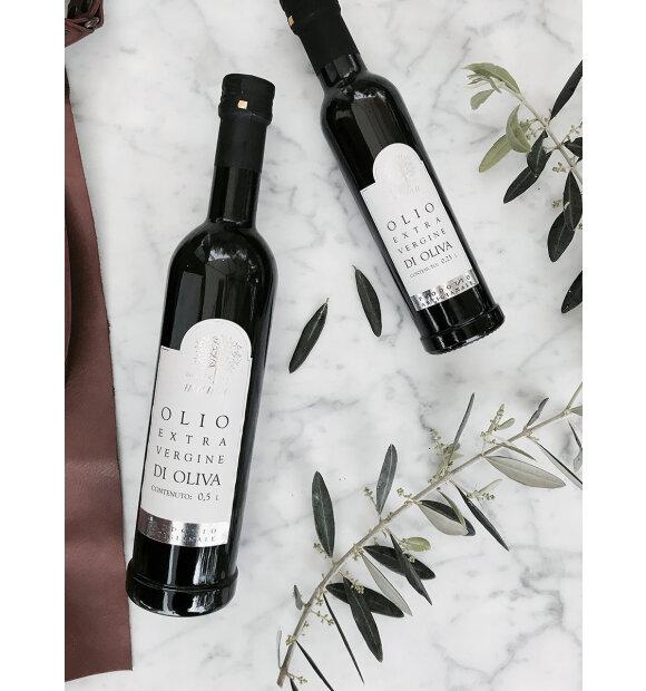 Made by Mama - Økologisk Ekstra Jomfruolivenolie 0,5 - håndplukkede oliven