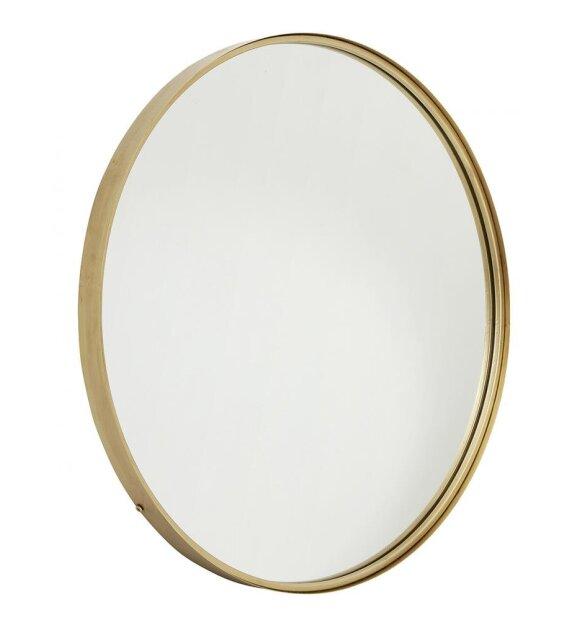 Nordal - Rundt spejl, Ø:80 - Hent selv!
