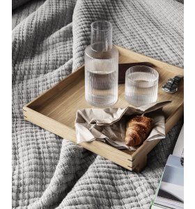 ferm LIVING - Ripple karaffelsæt, Small