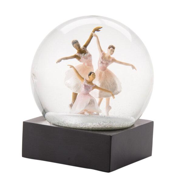 Coolsnowglobes - Snow Globe, Three Dancers