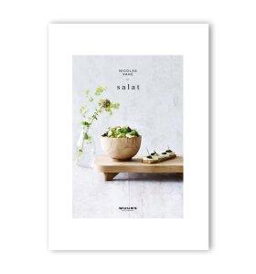 MUUBS - Vahé x Muubs opskriftsbog, Salat