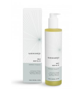 Karmameju - Wild Body Oil, 200 ml.