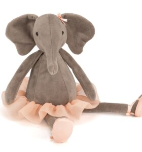 Jellycat - Dancing Darcey Elephant Large