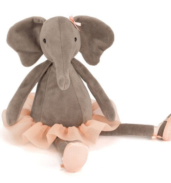 Jellycat - Dancing Darcey Elephant, Large