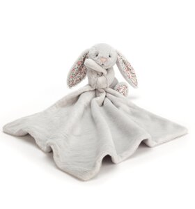 Jellycat - Blossom Silver Bunny nusseklud