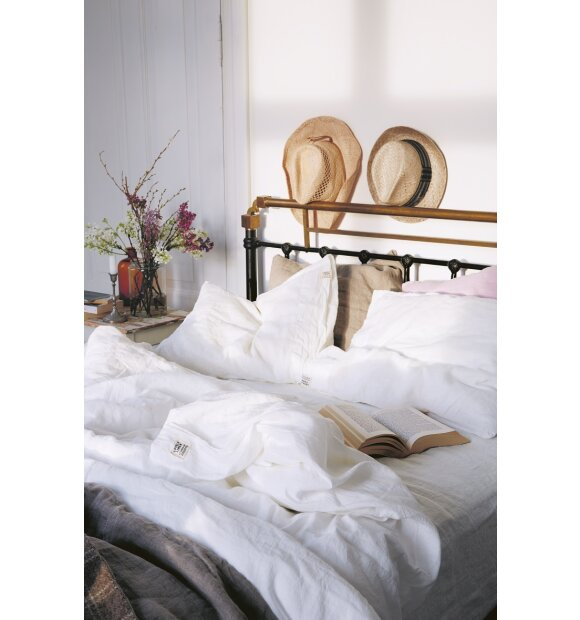 Lovely Linen - Lovely dynebetræk i hør, 140x220