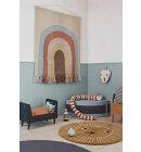 OYOY Living Design - Follow The Rainbow Vægtæppe, Multi