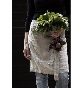 Lovely Linen - Lovely kort hørforklæde