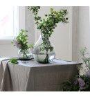 Ro Collection - Mundblæst glasvase - FLOWER VASE No. 24 grå
