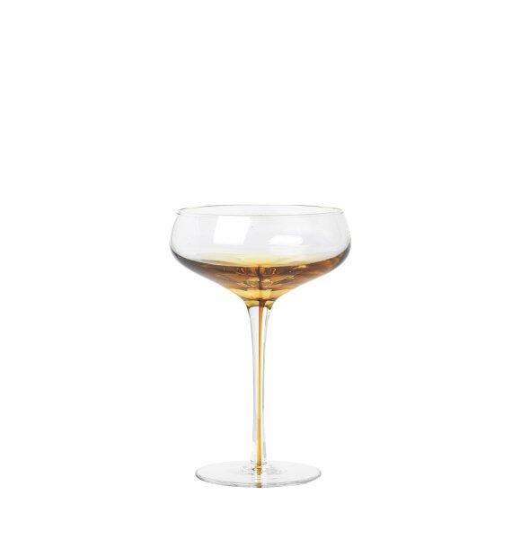 Broste Copenhagen - Cocktailglas, Amber