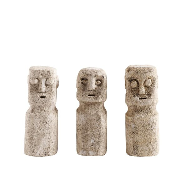 MUUBS - Ray, 3 skulpturer