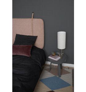 OYOY Living Design - Sengesæt, ekstralængde, mørkegrå, 140x220