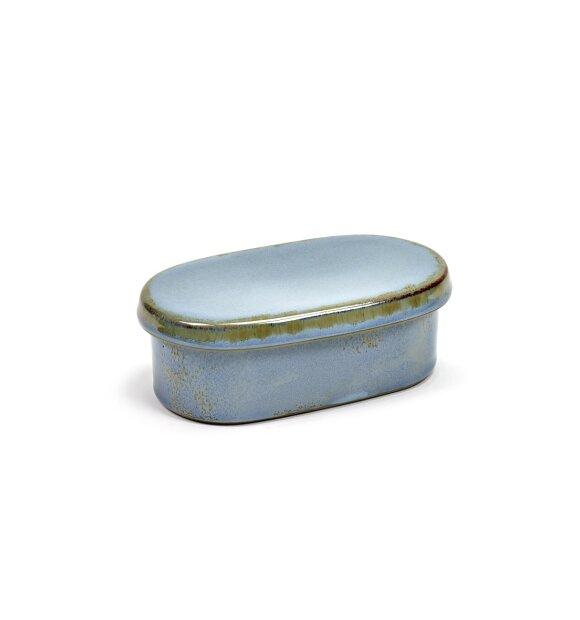 Serax - Smørskål, Smokey blue