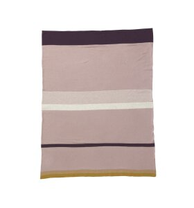 ferm LIVING Kids - Plaid Little Stripy, rosa