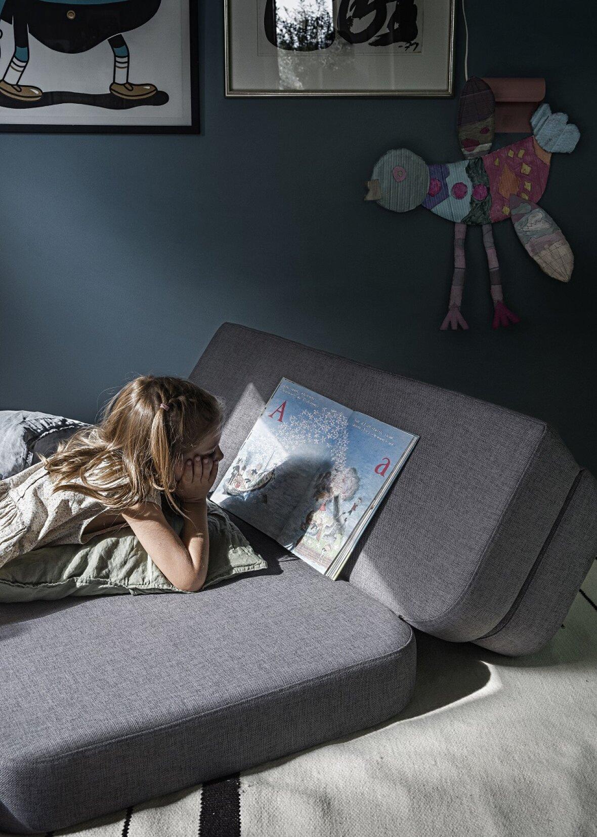 e983b3148054 ... by KlipKlap - KK 3 fold sofa m. knapper ...