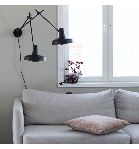 Grupa / Lampefeber - Arigato dobbelt væglampe