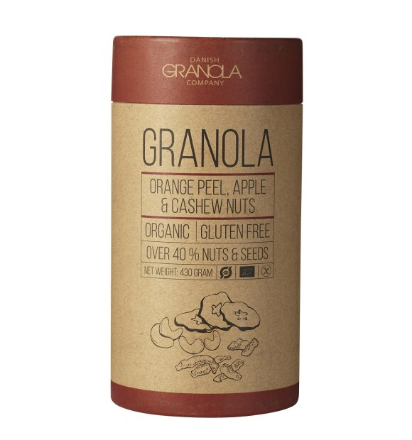 Danish Granola Company - Granola 430 g.
