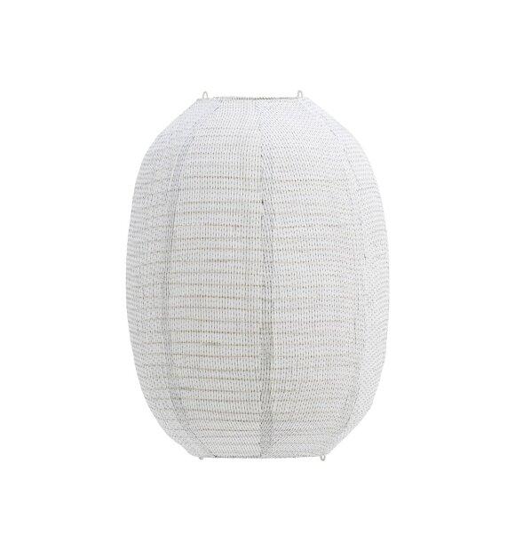House Doctor - Lampeskærm Stitch, Off-white, Large