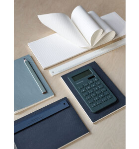 MONOGRAPH - Lommeregner, Dusty green