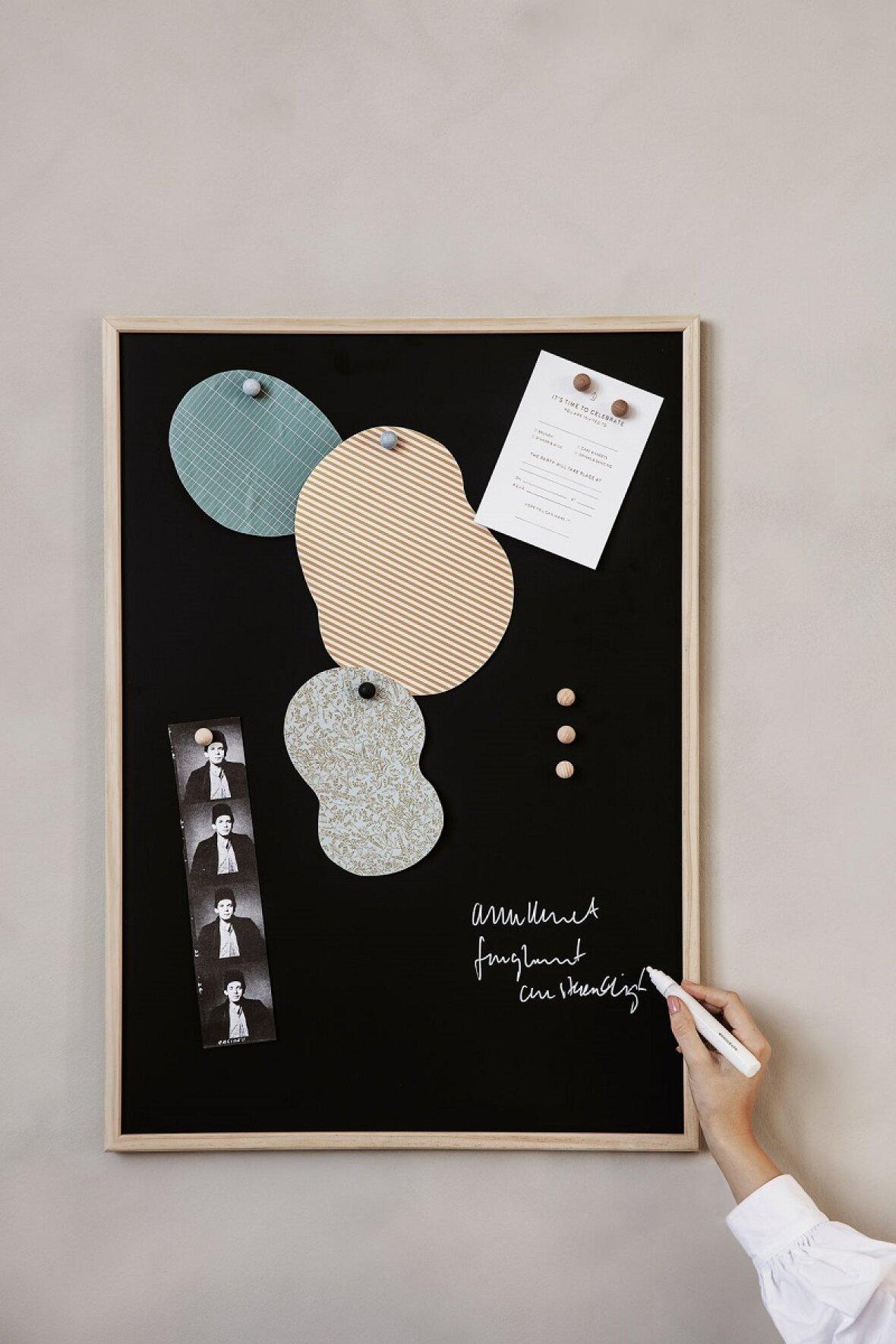 Storslått Chalk, Tavle med hvid tusch fra Monograph PH-81