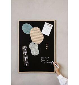 MONOGRAPH - Chalk, Tavle med hvid tusch