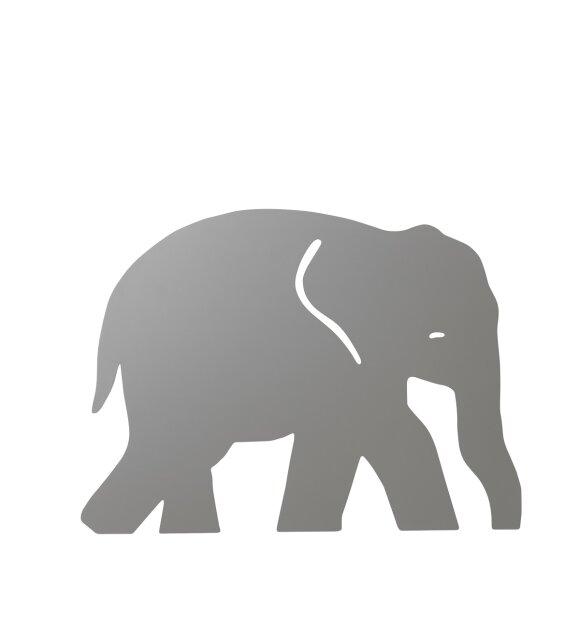 ferm LIVING Kids - Elephant Lamp, Warm Grey