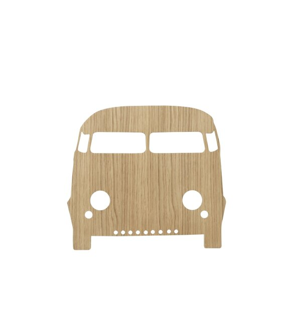 ferm LIVING Kids - Car Lamp, Oiled Oak
