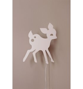 ferm LIVING Kids - My Deer Lamp, Oiled Oak