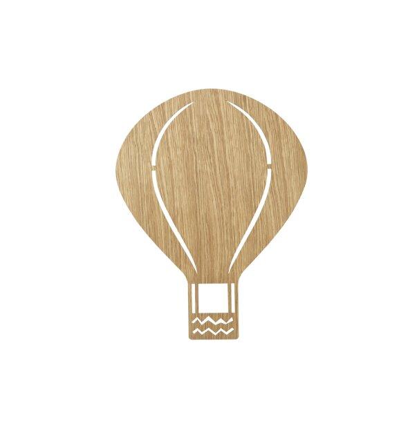 ferm LIVING Kids - Luftballon, Olieret Eg