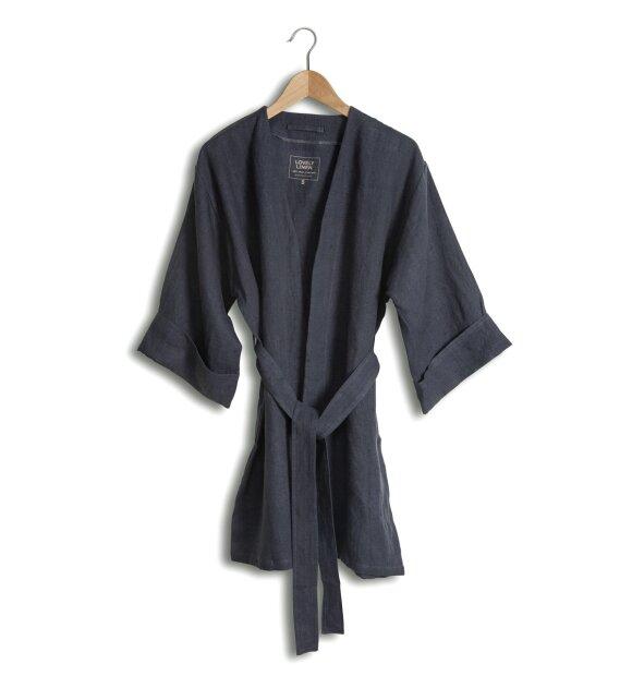 Lovely Linen - Hør kimono - fra Lovely Linen