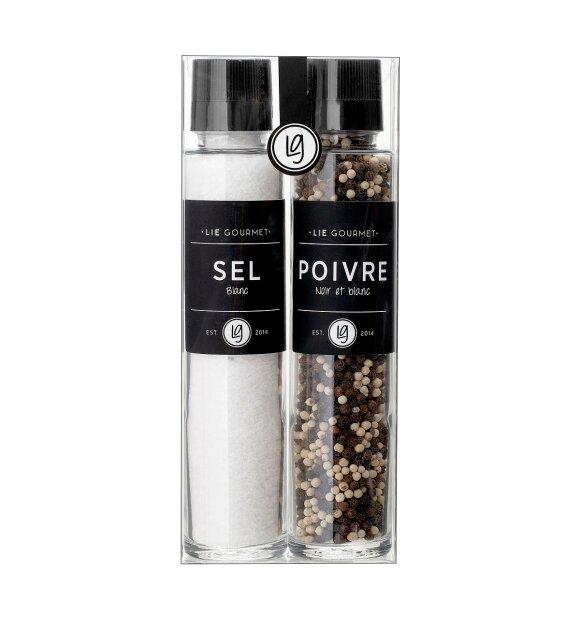 Lie Gourmet - Gaveæske Salt og peber