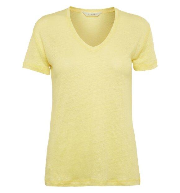 gai + lisva - Sif T-shirt med v-hals