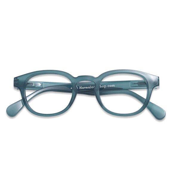 Have A Look - Læsebrille Type C Petrol