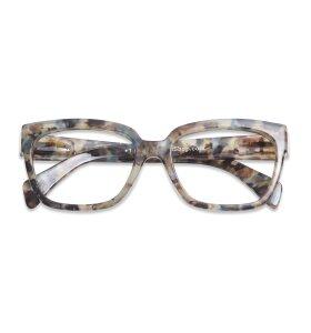 Have A Look - Læsebrille Mood Amber/Blå