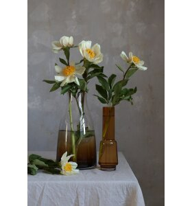 Ro Collection - Flower Vase no. 3, Burnt Sienna