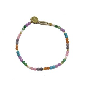 Ibu Jewels - Multi Colour Stone