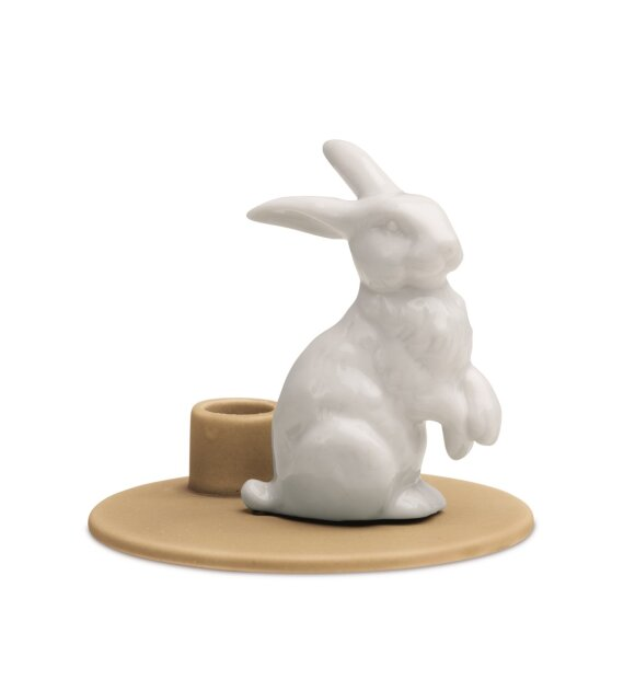 dottir NORDIC DESIGN - Birthday Stories Hare, Sennep