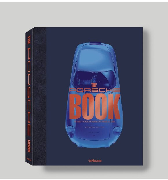 New Mags - The Porsche Book, Extended edition
