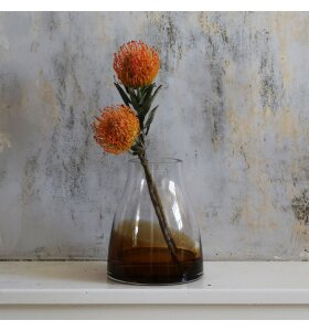 Ro Collection - Flower Vase No. 2, Burnt Sienna