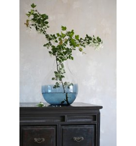 Ro Collection - Flower Vase No. 24, Indigo