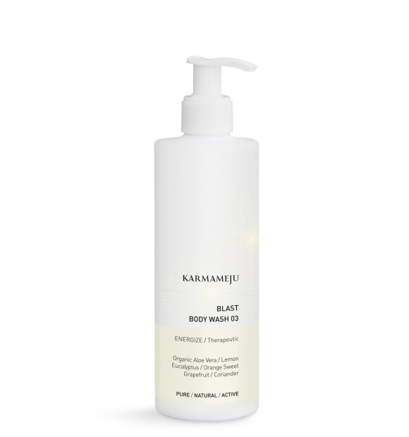 Karmameju - Blast Body Wash 03, 400 ml.