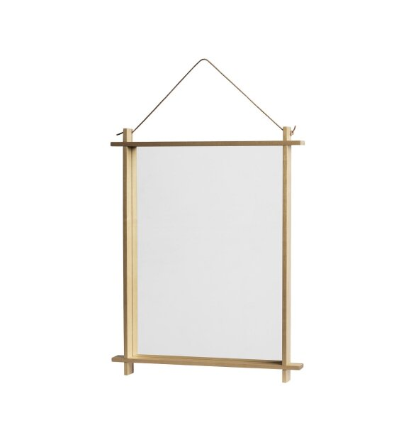 OYOY Living Design - Square Mirror, Natur