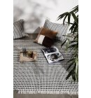 ferm LIVING - Shay Quilt pude, Mustard 50x50