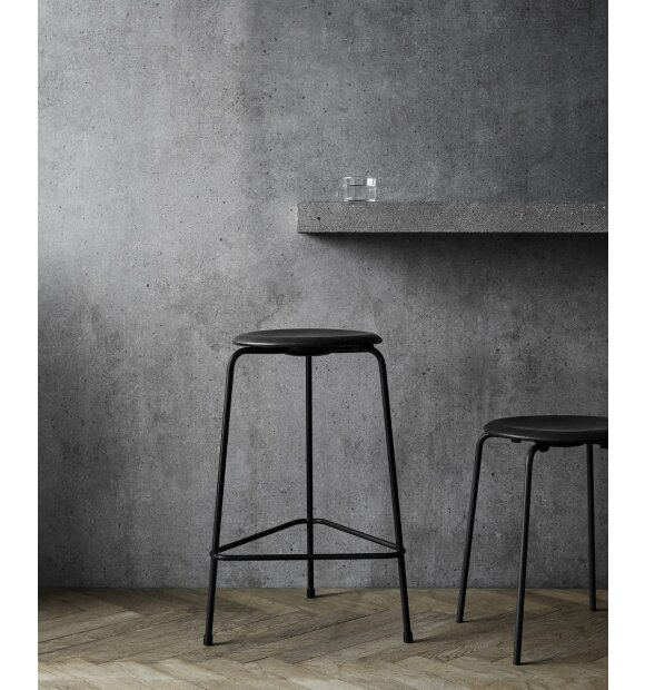 Fritz Hansen - High Dot skammel