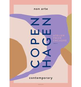 Nynne Rosenvinge - Non Arte Copenhagen V2, 50*70