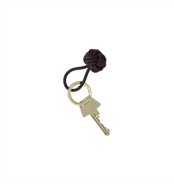 OYOY Living Design - Nøglering Knot, Mørk